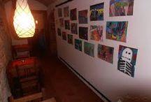 literární kavárna Na Sklípku