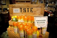TSTE® of Williamsburg, VA / A Savory Sweet collection from The Spice & Tea Exchange of Williamsburg located at 439 Prince George St. Come in and smell the spices!