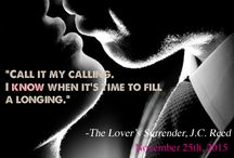 The Lover's Surrender / Final Book in the No Exceptions Series. coming November 25th, 2015