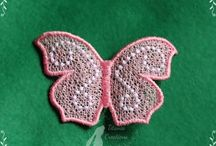 Free standing Lace / Free standing lace machine embroidery designs