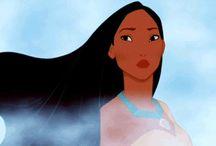Disney Princess hair envy