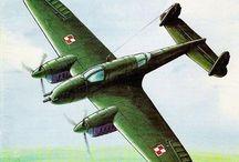 PZL (Państwowe Zakłady Lotnicze) - Polish airplane manufacturer 1928-1939