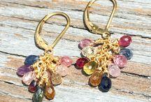 Sapphire Jewelry / Sapphire Jewelry