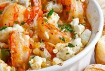 Shrimp & Seafood / by Alice Nemeti