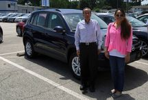 Our Customers! / Showing off our customers and their new cars!