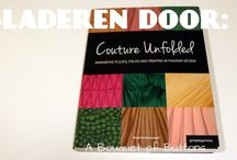 A Bouquet of Buttons | Bladeren door naaiboeken