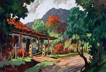 paisajismo latinoamericano