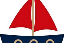 námořní motiv