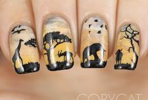 Nail Stamping / by AJ_Kreations Lewis