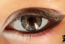 Colorful Eyes / How color contact lenses enhance your eyes? / by UNIQSO