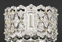 My bling... / My taste in jewellery.