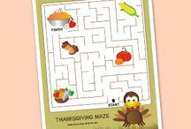Thanksgiving Feast / by Sarah Richardson