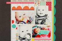 Crafty / Some really cute crafty ideas, mostly scrapbooking.  I've repinned some of these things, and the designer wasn't credited, if you are the designer or know the designer of an uncredited work, PLEASE let me know, so that I can give proper credit. / by Crystal Brothers {Serving Joyfully}