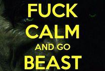 go beast mode