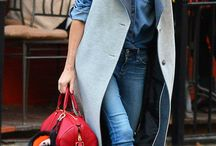 Olivia Palermo // Chic when out and about
