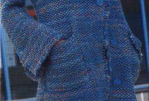 lavori a maglia / lavori ferri e uncinetto / by Lilly D