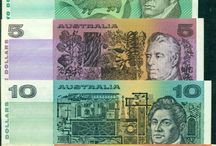 Old Australia Money