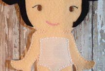 oblekaci panenka