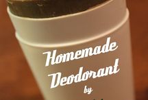 Homemade Skin Care Products