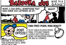 joe bazooka