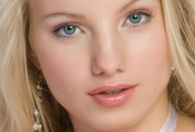 Erotica - Blondes / Headshots of beautiful blonde erotica models with links to their nude photoshoots.