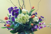 Our Style / Scenes from our flower shop, Bay Hill Florist.
