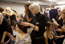 Reflections at London Fashion Week