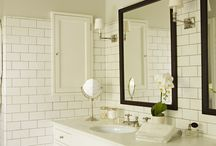 Bathroom: 1st floor + extra ideas from 2nd floor bath reno