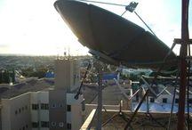 Antenas Parabólicas / Antenas FTA