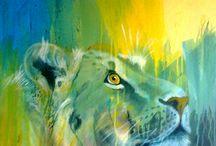 Wild Life Animals - Art and Animals - Dieren en kunst / Dieren en kunst - Art and Animals - Wild Animals
