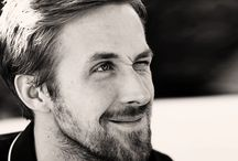 Mr. Gosling <3 / by Heather Rimmer
