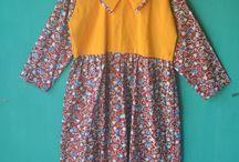 Baju Batik Anak / Baju Batik Anak Trendy