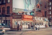 Una ruta nocturna tras las luces de Nueva York con el fotógrafo Franck Bohbot