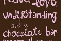 We ♥ Chocolade