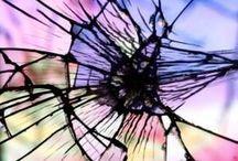 Bing Wright/Broken Mirror