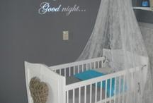tekst babykamer