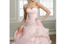 If I were to get married again I would wear this / by Sharon Ellis