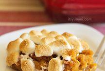 Recipes - Thanksgiving