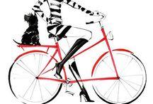 Polkupyöräily*Fillarit