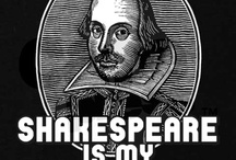 William Shakespeare is my Boyfriend / by Karen Hayes