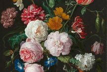 Dutch Masters flowers