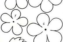 Λουλούδια πατρον