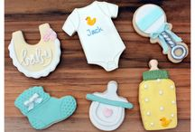 Baby Girl Easy Food & Drink Ideas / Low cost and simple food and drink ideas to make your baby shower stand out