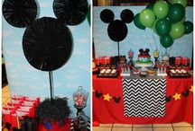 Can't believe this but...Liam's 1st birthday. / by Kasey Cook