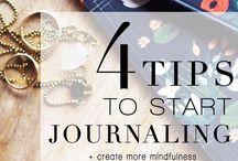 Journalling For Beginners