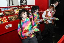 Discovery Zone / Children of all ages are invited to experience the Beatles Story Discovery Zone.  Learn about the Beatles' lives, times, music and influential legacy using interactive screens and our giant piano.