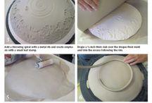 ceramic/clay/bowls to make