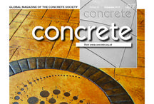 Concrete September 2015 / Concrete September 2015 includes features on: Aggregates/Cementitious Materials, Concrete Roads, Properties of Concrete, Aesthetic Precast, Floors and Screeds, High-Rise Construction and Sustainable Construction.