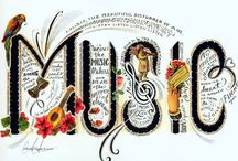 """**MUSIC** / """"There's Something About Music That Grabs You Like Nothing Else Can"""" / by **AmY SoHnS**"""