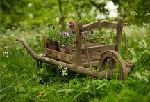 Garden Art and Living